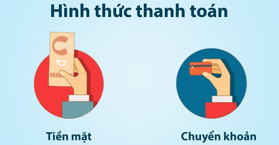 Thanh Toán Chi Phi May Đồng Phục Y tế