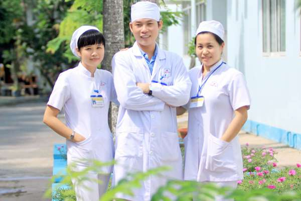 May đồng phục y tế tại quận gò vấp